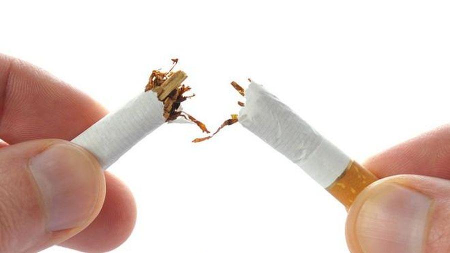 Những lợi ích 'vàng' của việc bỏ thuốc lá