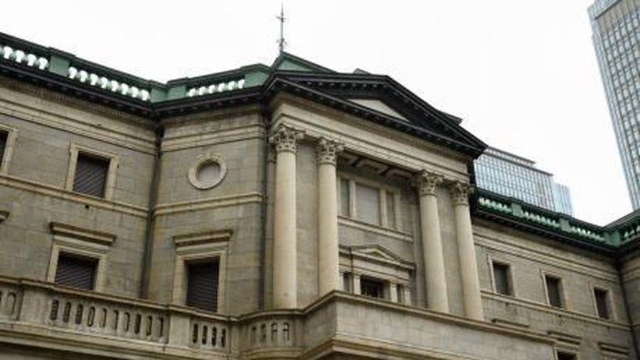 BOJ quyết định giữ nguyên chính sách tiền tệ