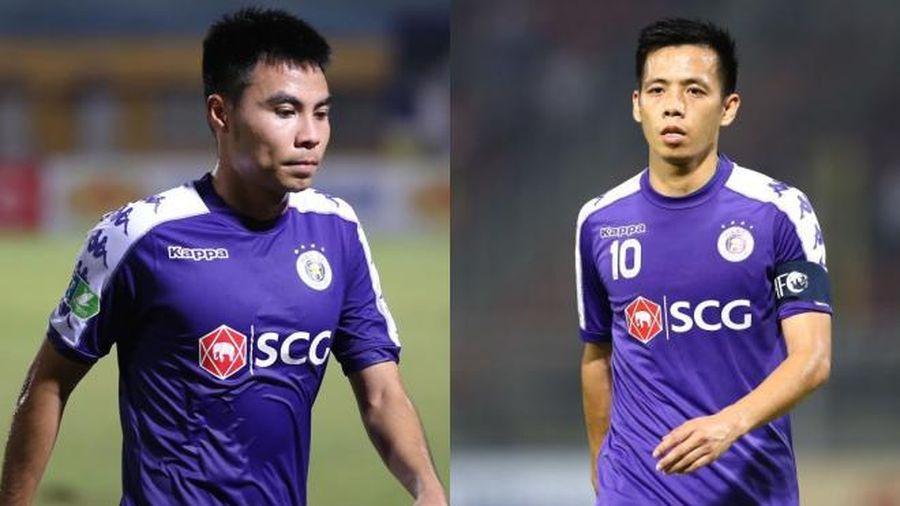 Văn Quyết, Đức Huy được CLB Hà Nội gia hạn hợp đồng thêm 3 năm