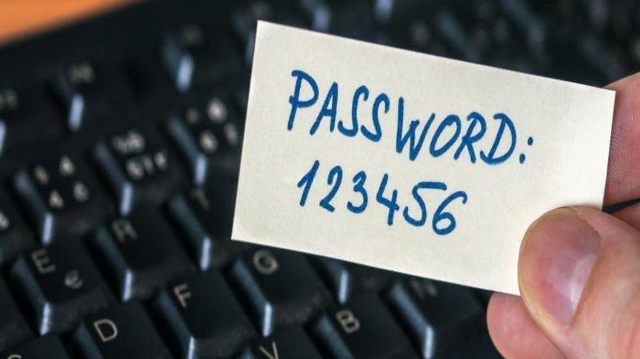 Danh sách 50 mật khẩu tệ nhất năm 2019
