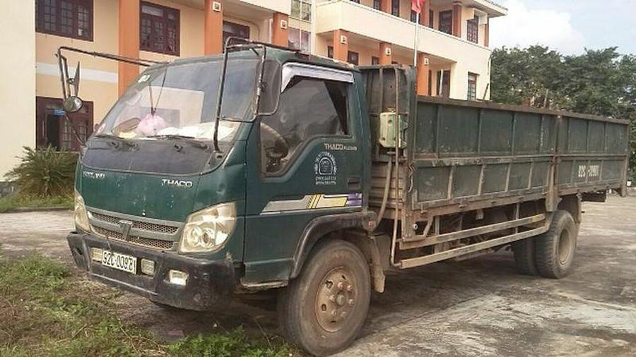 Mẫu ADN tố cáo tài xế xe tải cán chết người rồi bỏ chạy