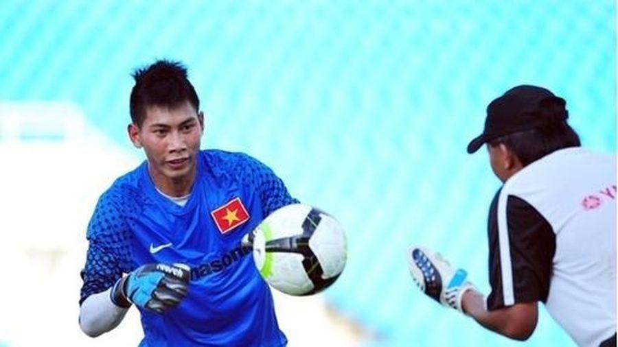 Thủ môn đội tuyển Việt Nam đầu quân cho CLB HAGL?