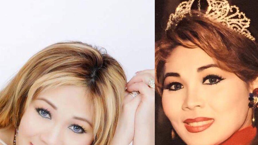Hoa hậu Jenny Thủy Đinh cùng những chuyến đi từ thiện