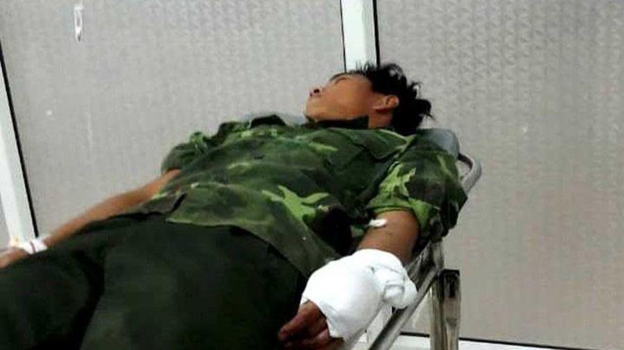 Đắk Lắk: Cán bộ kiểm lâm Vườn Quốc gia Yok Đôn bị chém trọng thương khi đang tuần tra