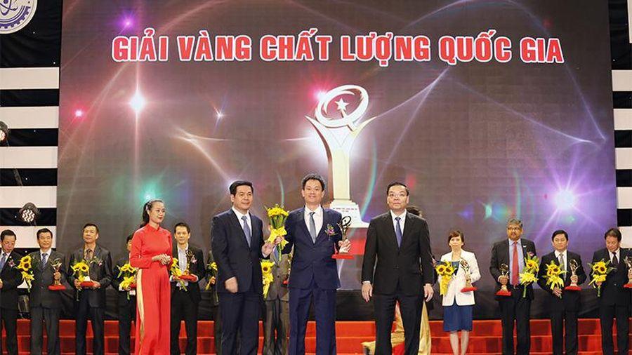 66 doanh nghiệp dự kiến được trao tặng Giải thưởng Chất lượng quốc gia