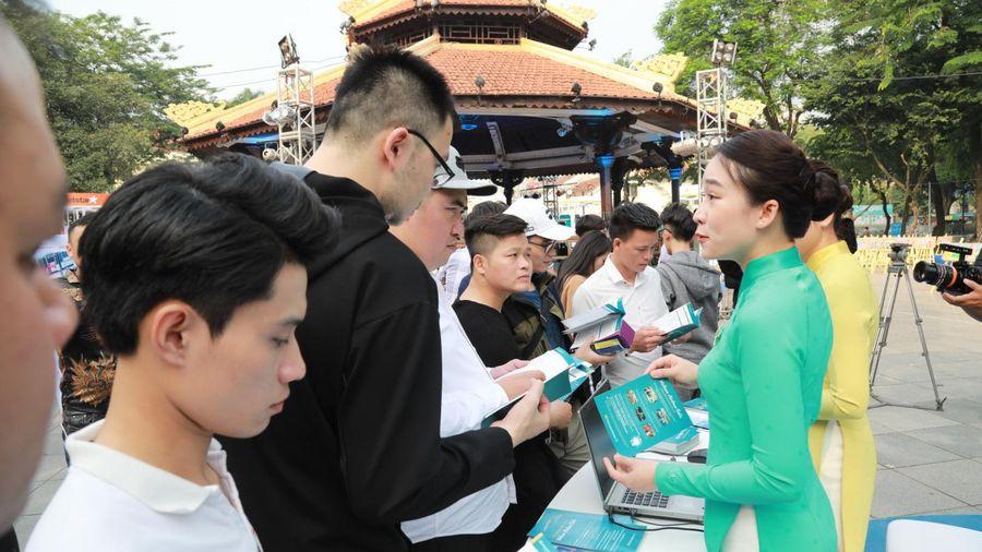 Nhiều hoạt động và vé máy bay hấp dẫn tại Vietnam Airlines Festa tháng 12