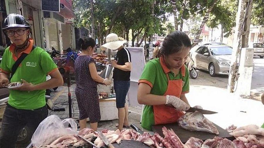 Nghệ An: Người dân chưa mặn mà với thịt lợn đông lạnh nhập khẩu