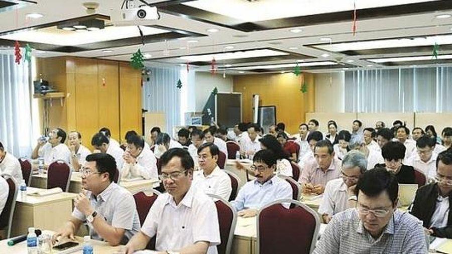 Đảng bộ Tổng công ty Thuốc lá Việt Nam chuẩn bị tốt cho Đại hội Đảng các cấp