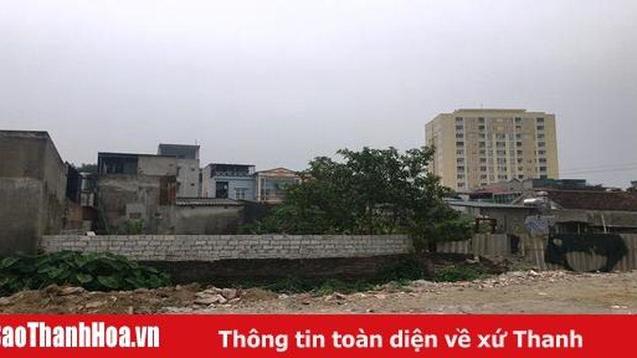 UBND phường Đông Thọ (TP Thanh Hóa) trả lời nội dung liên quan đến việc xây dựng trái phép tại MBQH 35