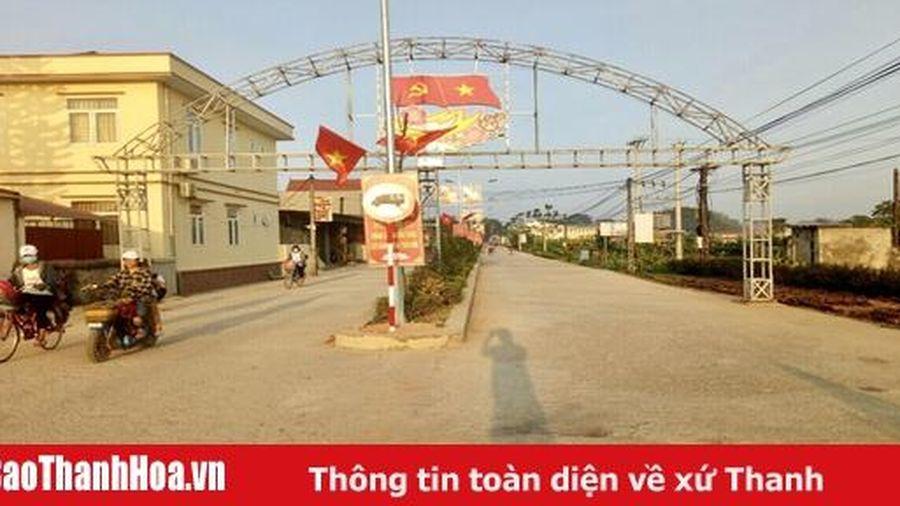 Đảng bộ xã Vĩnh Long đổi mới phương thức lãnh đạo theo hướng gần dân, sát cơ sở