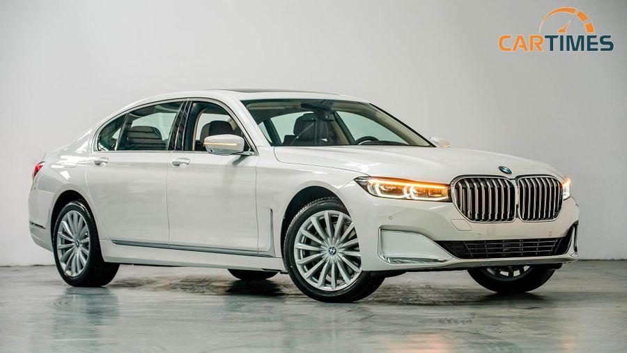 Chi tiết xe sang BMW 740Li LCI vừa ra mắt thị trường Việt Nam