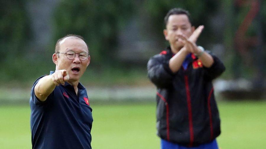HLV Park Hang Seo tiết lộ tiêu chí lựa chọn đội trưởng