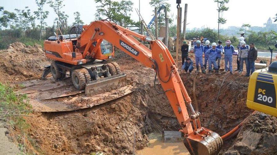 Hàng vạn hộ dân Hà Nội bị cắt nước từ 22h00 ngày 19/12