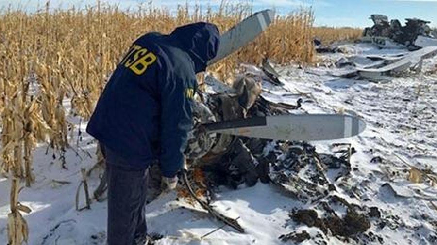 Hé lộ nguyên nhân vụ tai nạn 12 người trên máy bay thương vong