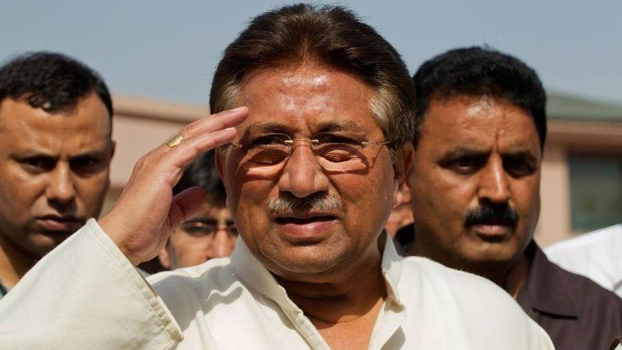 Cựu Tổng thống Pakistan Musharraf lên tiếng khi bị tuyên án tử hình