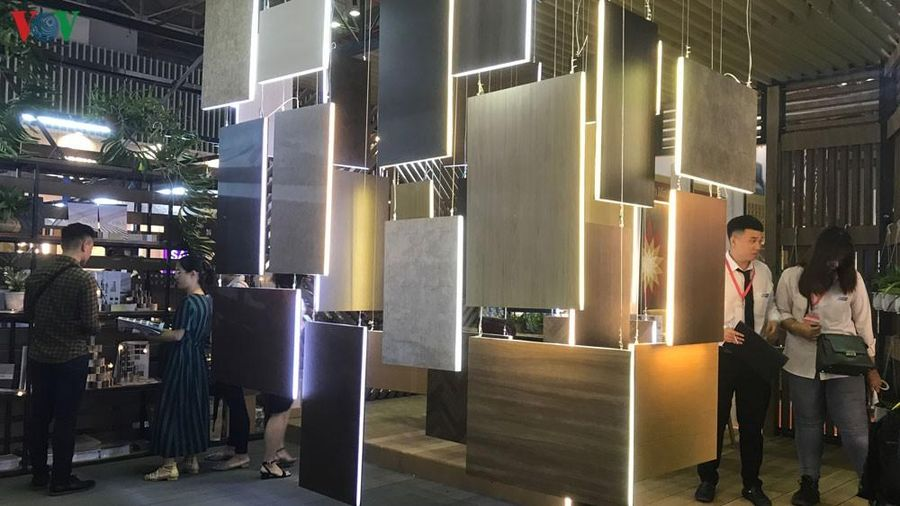 450 doanh nghiệp tham dự triển lãm Vietbuild Home 2019