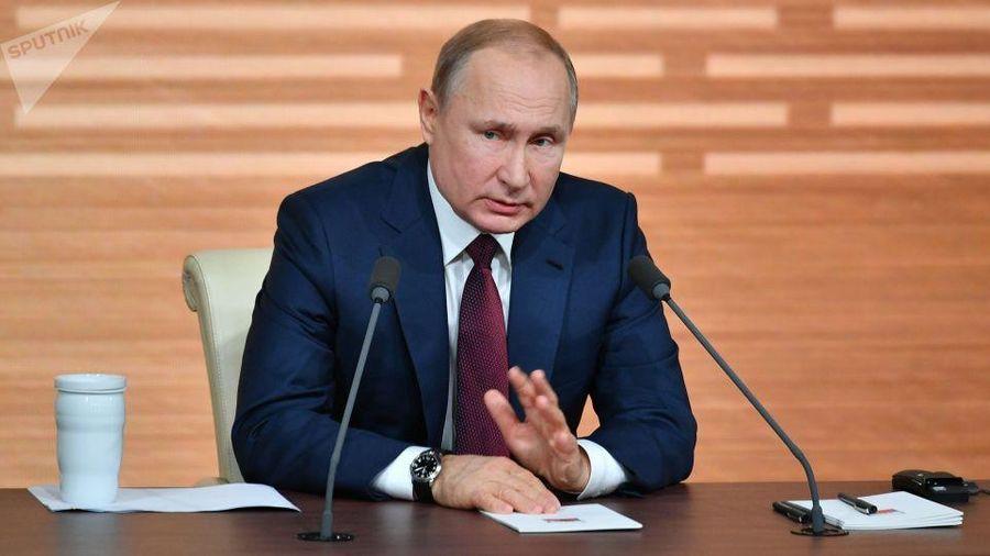 Putin: Nga sẽ đáp trả trừng phạt Mỹ, sẵn sàng mở rộng Hiệp ước START