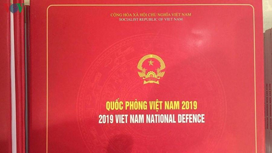 Giới thiệu Sách trắng Quốc phòng Việt Nam 2019 tại Nhật Bản