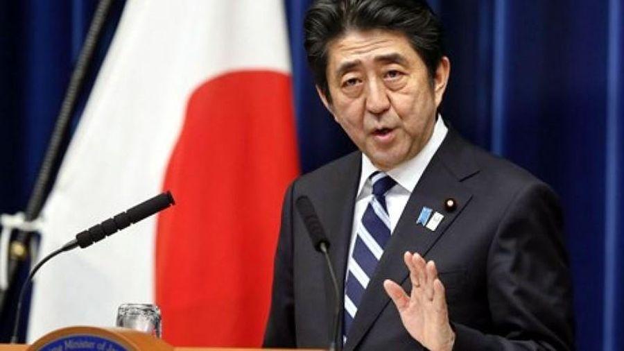 Thủ tướng Abe sẽ gặp Chủ tịch Trung Quốc Tập Cận Bình vào tuần sau