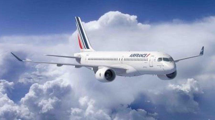 Airbus thắng lớn nhờ thương vụ Air France-KLM đặt mua 60 máy bay A220