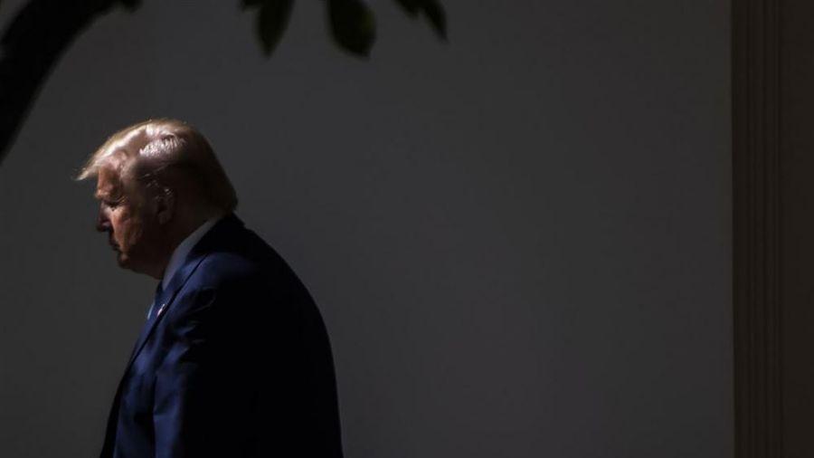 Vết đen 'bị luận tội' với Tổng thống Trump nhưng đảng Dân chủ không có gì đáng mừng?