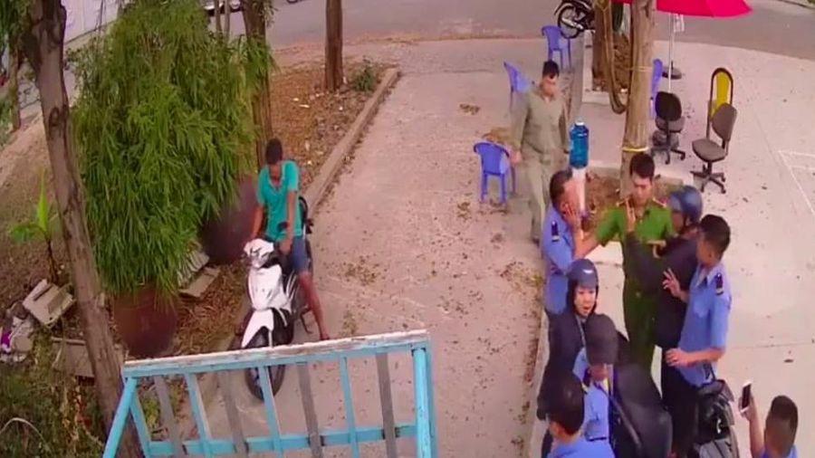Điều tra vụ nhóm người xăm trổ 'lập chốt' canh giữ nhà dân ở TP.HCM