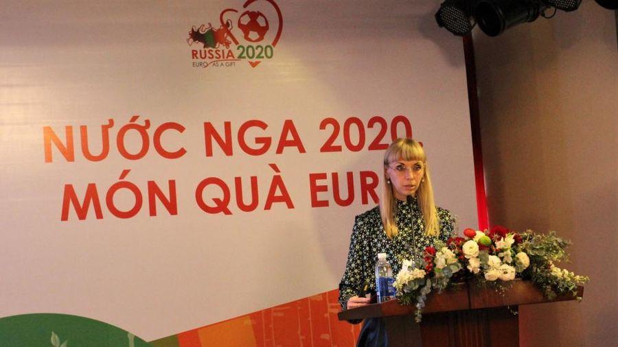 Cách sang Nga xem Euro 2020 không cần visa dành cho người hâm mộ Việt Nam