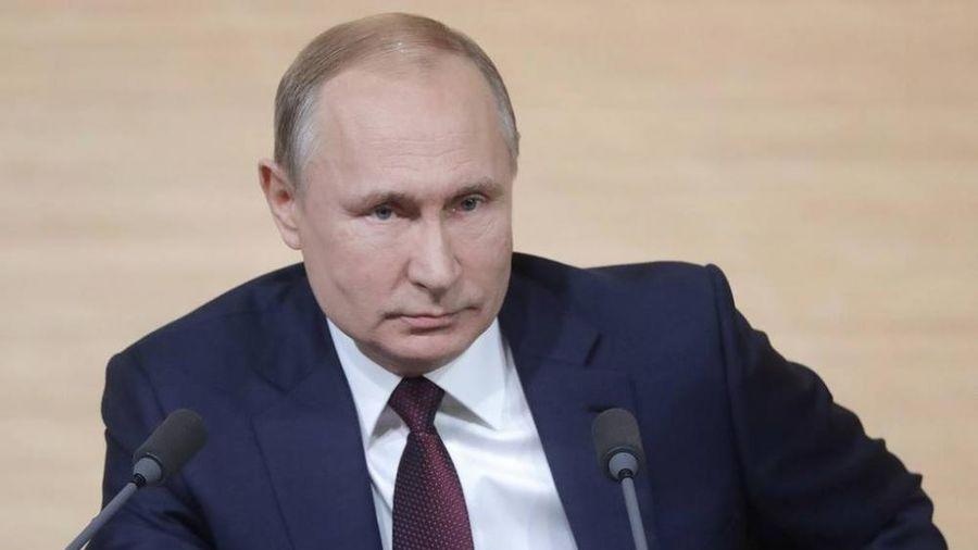 Ông Putin nhớ lại sự kiện 'khó quên' nhất trong 20 năm nắm quyền