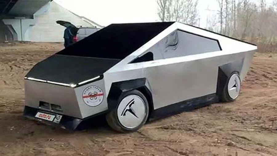 Rao bán xe Tesla Cybertruck 'nhái' chỉ 250 triệu đồng