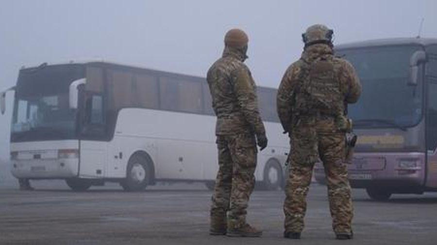 Ukraine và phiến quân trao đổi tù nhân, hy vọng mới về hòa bình