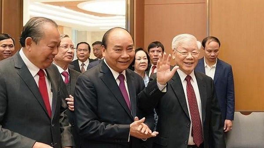 Tổng Bí thư, Chủ tịch nước Nguyễn Phú Trọng: Vụ AVG nói lên rất nhiều điều