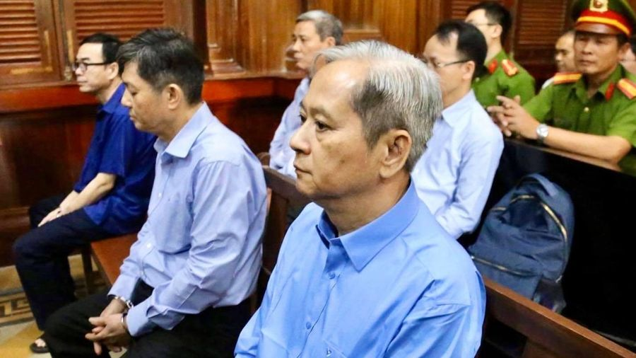 Ông Nguyễn Hữu Tín: Tôi đã đánh mất niềm tin của nhân dân