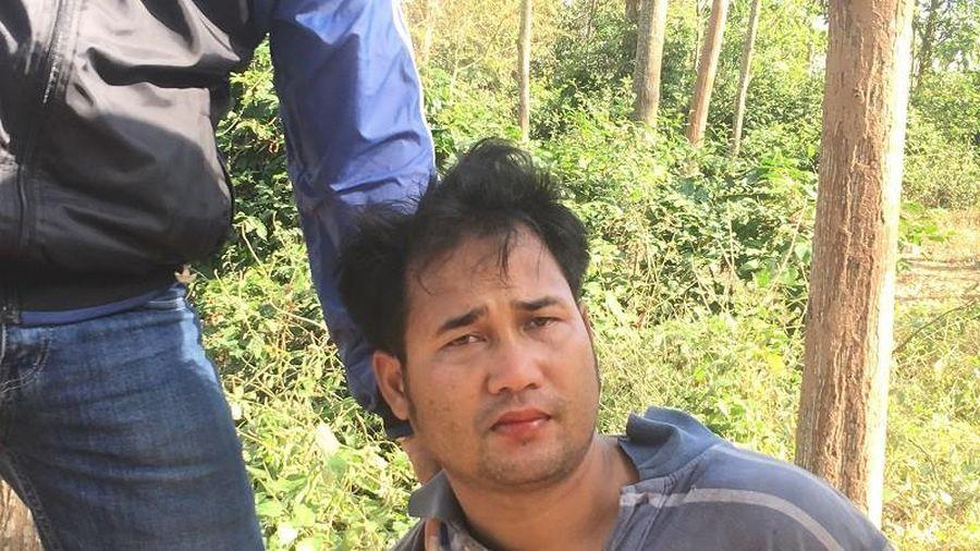 Bắt người Lào mang hơn 10 kg ma túy
