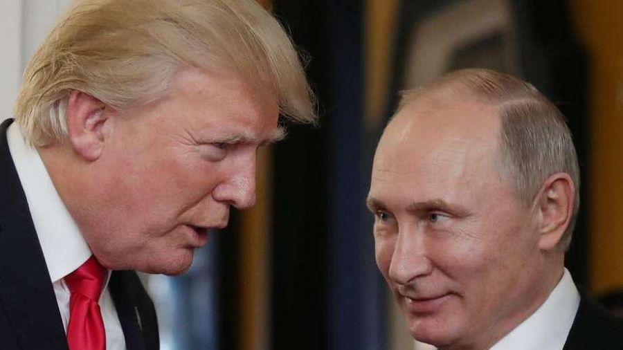 TT Putin cảm ơn TT Trump vì thông tin giúp phá âm mưu khủng bố