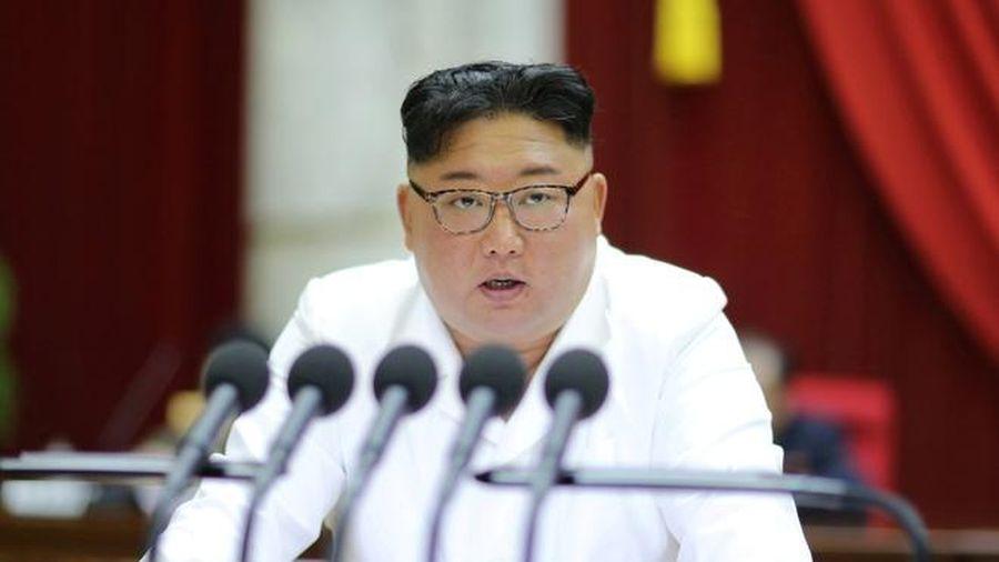 Ông Kim nhấn mạnh 'các biện pháp tích cực, tấn công' tại hội nghị đảng