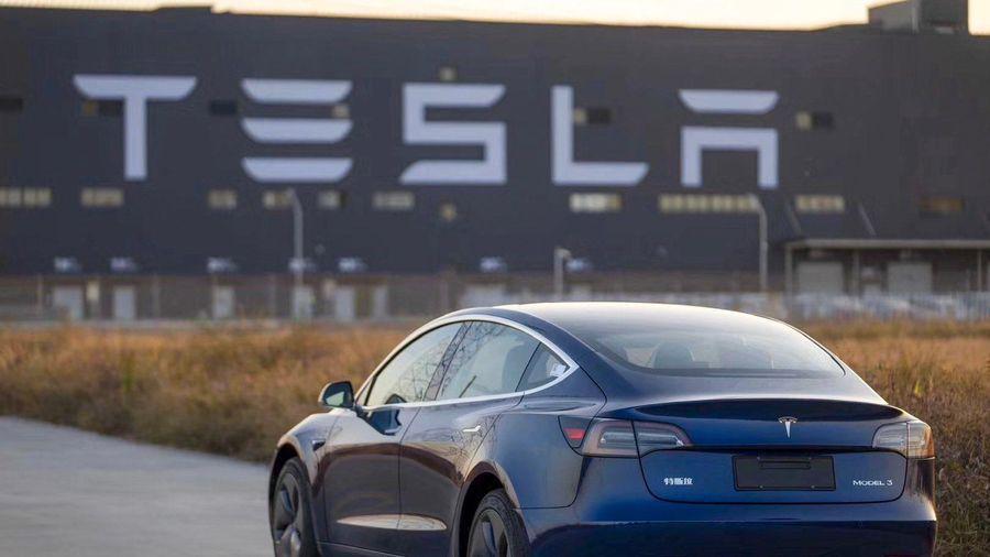 Tesla bắt đầu bán ra ôtô điện sản xuất tại Trung Quốc