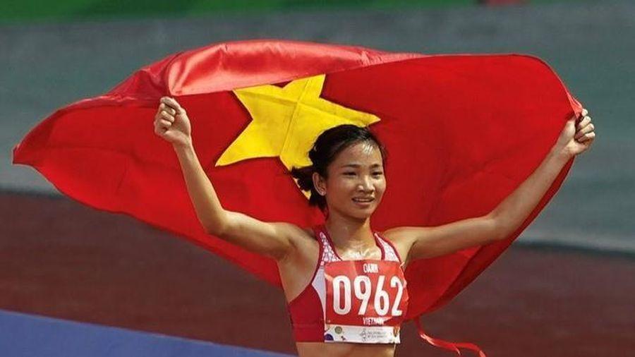 Nguyễn Thị Oanh vượt Ánh Viên nhận giải VĐV tiêu biểu toàn quốc
