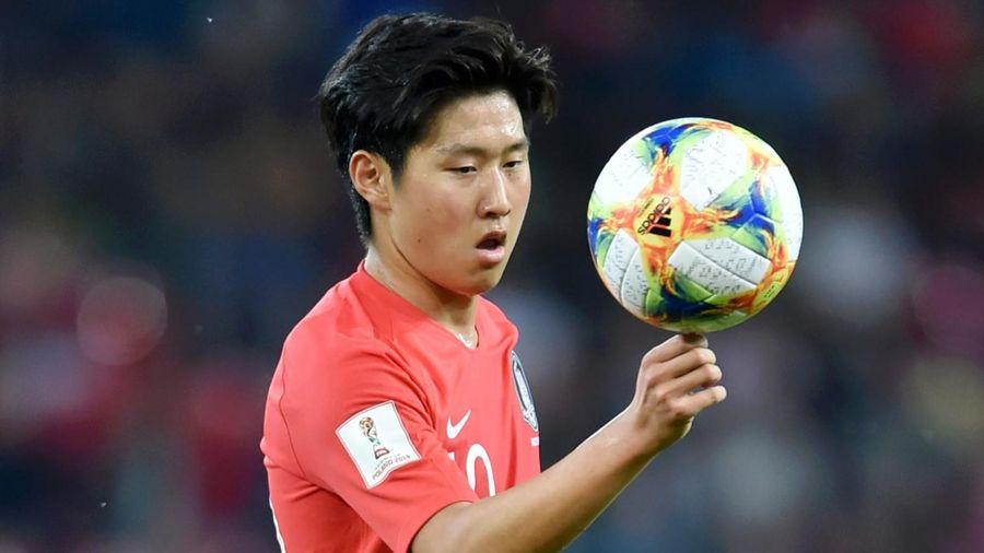 U23 Hàn Quốc không triệu tập cầu thủ trẻ hay nhất châu Á 2019