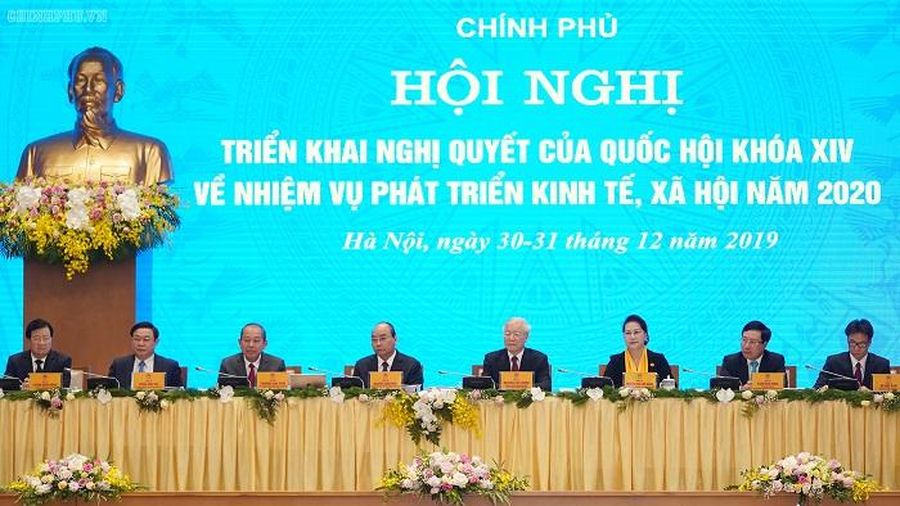Hội nghị Chính phủ với các địa phương: Bứt phá để về đích