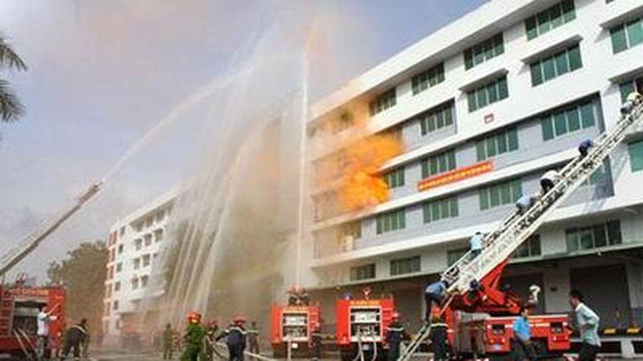 Phân công trách nhiệm điều tra giải quyết các vụ cháy, nổ