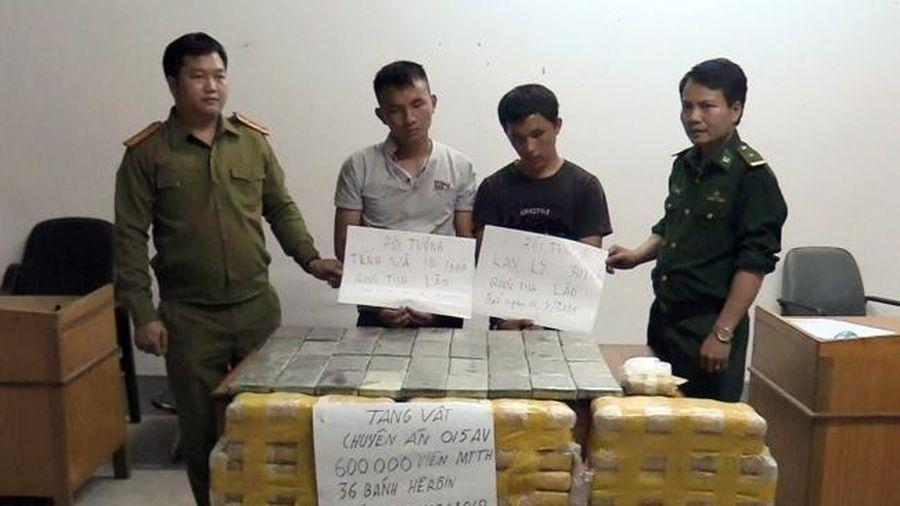 Chủ động phối hợp đấu tranh với tội phạm ma túy