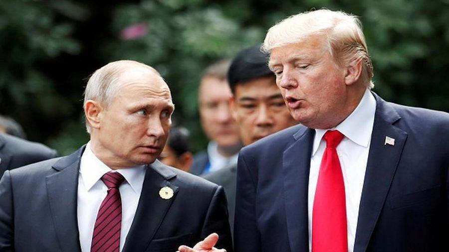 Tổng thống Nga Putin bất ngờ cảm ơn ông Trump vì lý do gì?