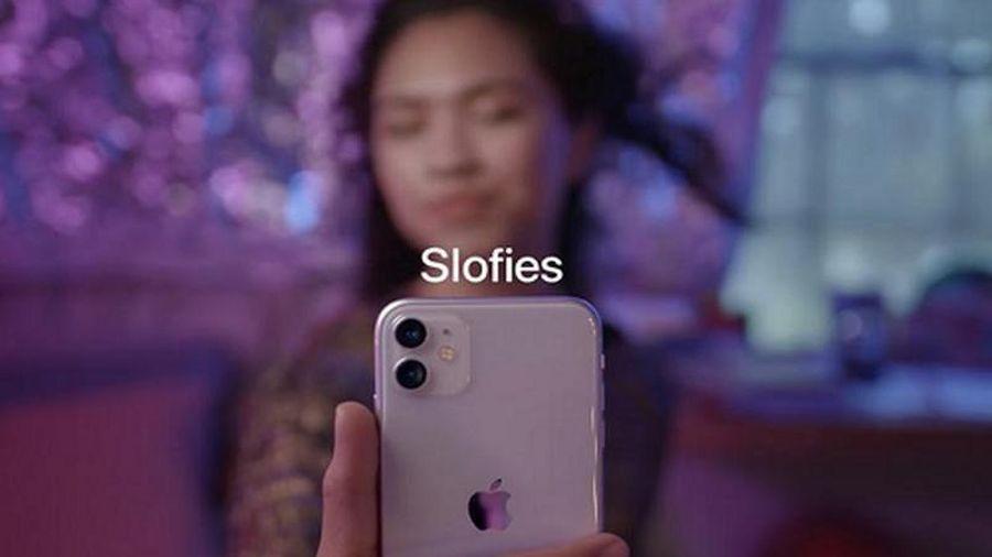 Apple tung video 'Slofie' mới được quay trên iPhone 11
