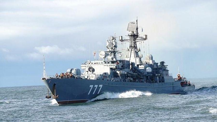 Iran tập trận chung với Nga và Trung Quốc - gửi thông điệp đến Mỹ