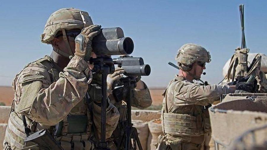 Quân đội Mỹ tấn công lực lượng Hezbollah tại Iraq và Syria