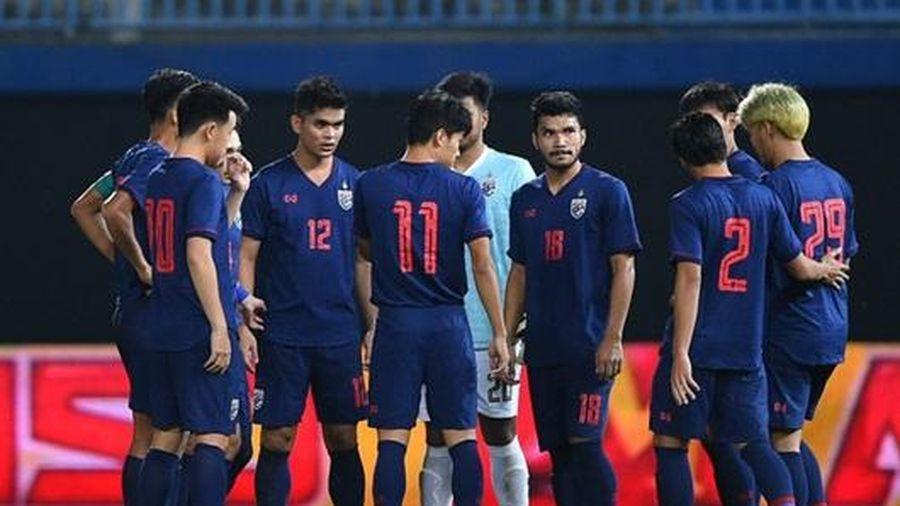 ĐT U23 Thái Lan chốt danh sách cầu thủ tham dự VCK U23 châu Á