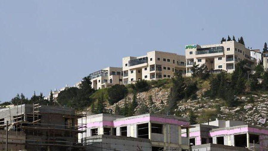 Mỹ 'bật đèn xanh', Israel lên kế hoạch xây dựng 2.000 nhà ở tại Jerusalem và Bờ Tây