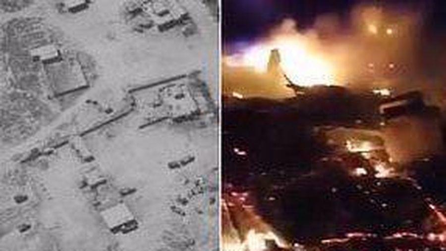 Mỹ dọa tiếp tục không kích vào Iraq, Syria