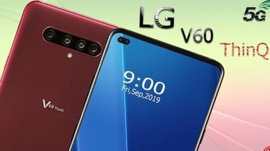 LG V60 ThinQ được trang bị 5G, dự kiến ra mắt tại sự kiện MWC 2020