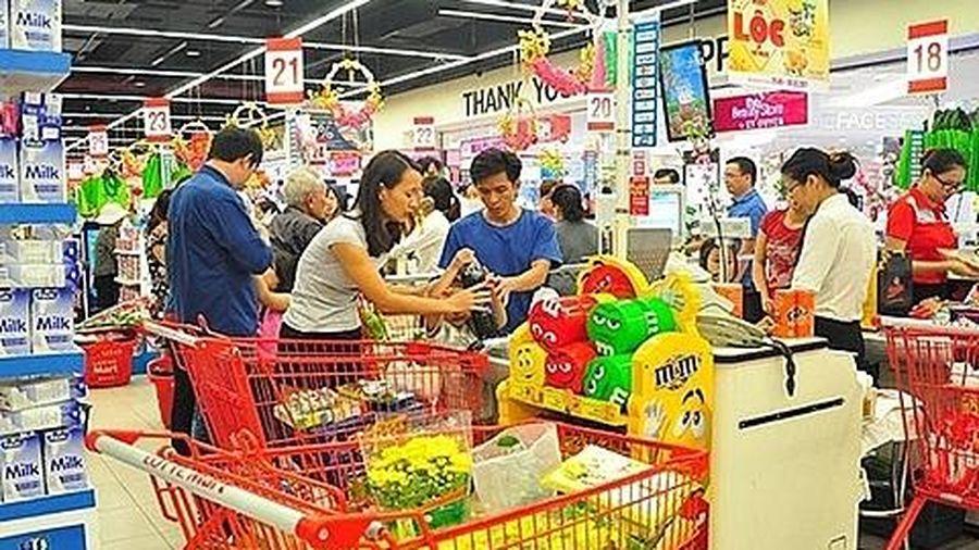 Chỉ số giá tiêu dùng trong năm 2019 tăng 2,79%